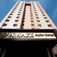 АМАКС Сафар-отель, отель в Казани