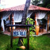 Pousada Nel Blu, hotel in Itaparica Town