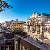 Hotel Giolli Nazionale, hotel a Roma
