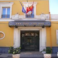Hotel Como, отель в городе Сиракуза