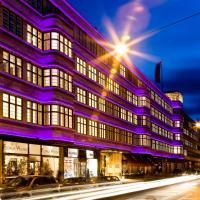 Ellington Hotel Berlin, hotel a Berlino, Schöneberg
