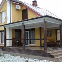 Дом из сибирской лиственнице
