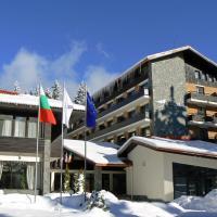 Finlandia Hotel, отель в Пампорово