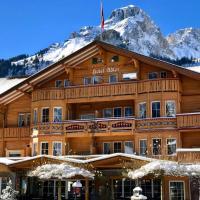 Chalet Hotel Adler, hotel in Kandersteg