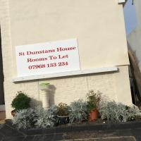 St dunstans house, hotel in Worthing