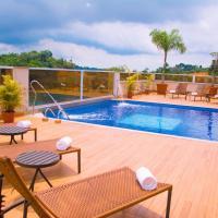 TRYP by Wyndham Manaus, отель в Манаусе
