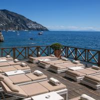 Hotel Le Agavi, отель в Позитано