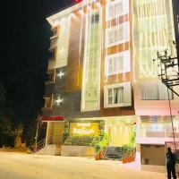 REGALIA INN &SUITES, hotel en Mysore