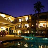 TSE Residence [by Samui Emerald], hotel i Choeng Mon Beach