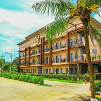 The Ele Hotel Ranong, hotel in Ranong