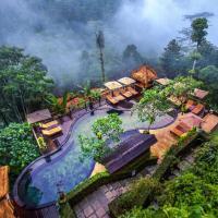 Nandini Jungle Resort & Spa Bali, hotel in Payangan