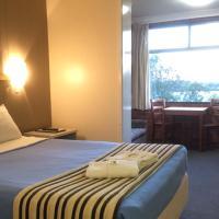 Riverview Motor Inn, отель в городе Тари