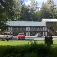 The Hitching Post Motel, hotel em Pemberton
