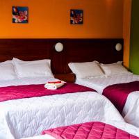 La Estación Hostal, hotel em Quito