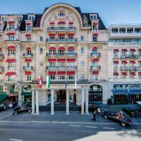 قصر لوزان، فندق في لوزان