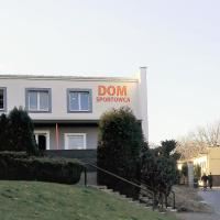 Dom Sportowca, hotel in Racibórz