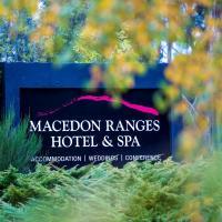 Macedon Ranges Hotel & Spa, hotel in Macedon