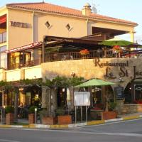 Hotel & Restaurant le Saint Jean, hotel in Cargèse