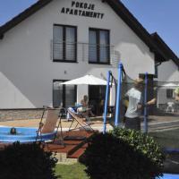 Apartamenty i Pokoje Na Letniej – hotel w mieście Darłowo