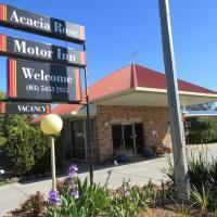 Acacia Rose Motor Inn, hotel in Barham