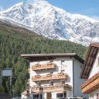 Alpin Garni die kleine Post, hotel in Solda