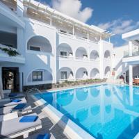 Blue Waves Suites & Apartments, hotel in Kamari