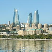 Fairmont Baku, Flame Towers, hotel em Baku