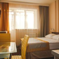 Tyumen Time Hotel, отель в Тюмени