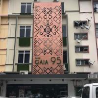 Hotel Gaia 95, hotel a Kota Kinabalu