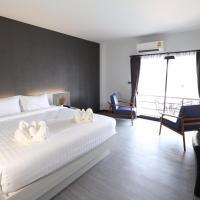 Socool Grand Hotel, hotel in Nang Rong