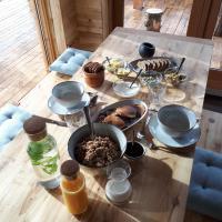 Móðir Jörð Organic B&B in Vallanes, hotel in Vallanes