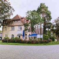 Hotel Villa Raueneck, hotel in Bad Saarow