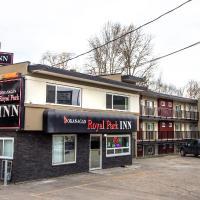 Okanagan Royal Park Inn by Elevate Rooms, hotel em Vernon