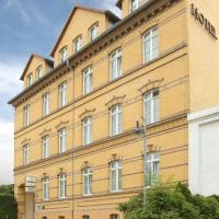 Akzent Hotel Delitzsch, отель в городе Делич