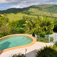 Highwood Park B&B Guest Lodge, hotel in Maleny