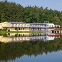 Hotel&wellness Knižecí rybník, hotel v Táboře