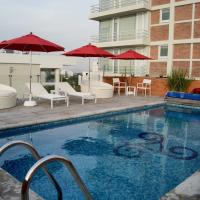 Hotel Velvet Plaza, hotel in Guadalajara