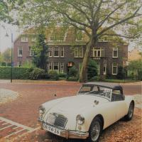 Boutiquehotel Sycamore - A Protected City View, hotel di Eindhoven