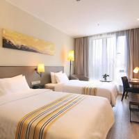 Homeinn Hotel Boutique Shanghai Pudong Airport Branch, hotel near Shanghai Pudong International Airport - PVG, Shanghai