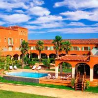 Palmyra Golf Hotel & Spa, hotel in Cap d'Agde