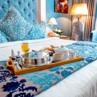 Marina Byblos Hotel: Dubai'de bir otel