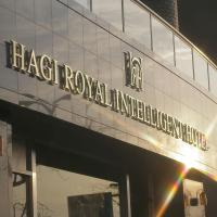 Hagi Royal Intelligent Hotel