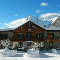 Swiss Lodge Hotel Bélvedère, hotel in Champex
