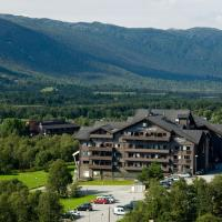 Highland Lodge, hotel in Geilo