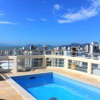 Rio Branco Apart Hotel, hotel en Florianópolis