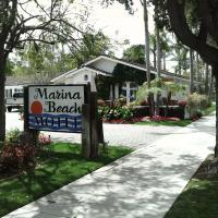 Marina Beach Motel, hotel in Santa Barbara
