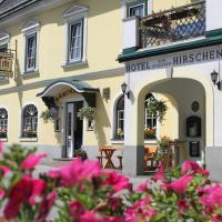 Hotel zum goldenen Hirschen, Hotel in Göstling an der Ybbs