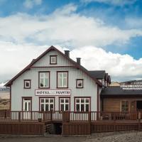 Hotel Framtid, hotel in Djúpivogur