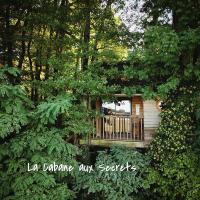La Cabane aux Secrets - Au Milieu de Nulle Part, hôtel à Outines