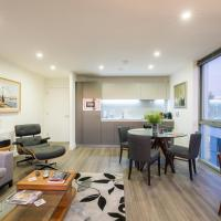 Modern 1 bed with balcony in Islington